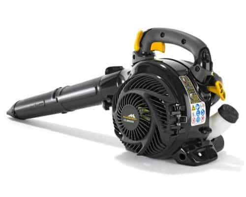 McCulloch MAC GBV345 Leaf Blower review