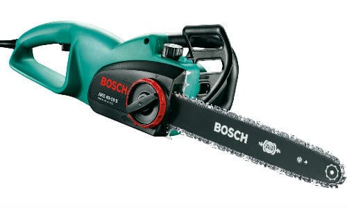 Bosch AKE 40-19 Chainsaw review