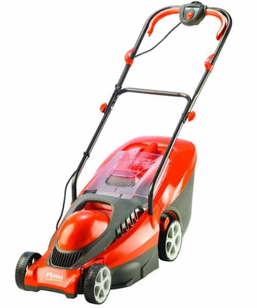 Flymo Chevron 34 VC Rotary Lawnmower Review