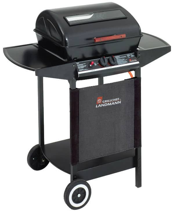 Landmann Grill Chef 12375 FT 2 Burner Gas Barbecue Review