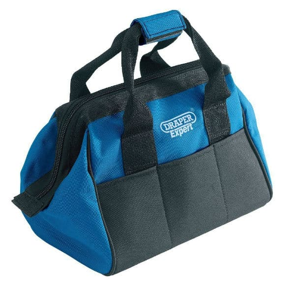 Draper Expert 87358 Heavy-Duty Small Tool Bag Review