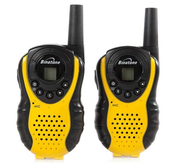 Binatone Latitude 100 Twin Pack Walkie Talkie Review
