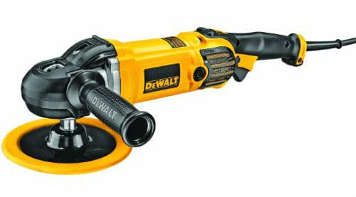 DeWalt DWP849X-GB 1250W Premium Variable Speed Polisher Review