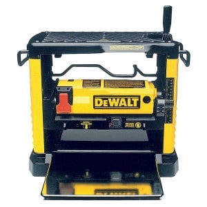 DeWalt Dw733 230V Portable Thicknesser Review
