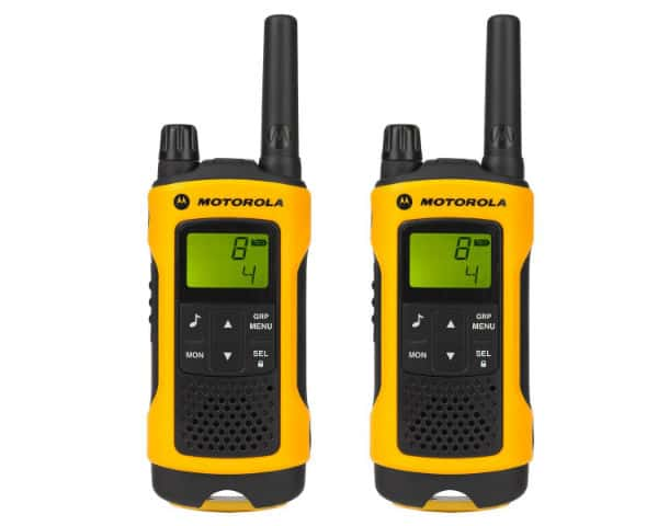 Motorola TLKR T80 Extreme two-way radio Review