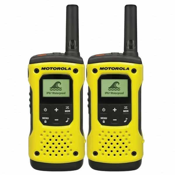 Motorola Tlkr T92 H2O PMR446 2-Way Walkie Talkie Waterproof Radio Twin Pack Review