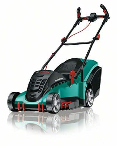 Bosch Rotak 43 Ergoflex Electric Rotary Lawn Mower Review