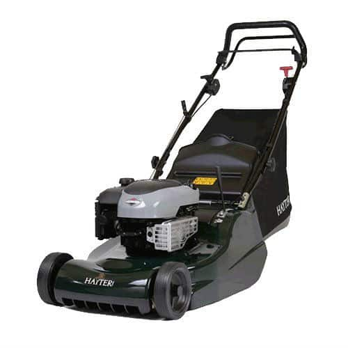 Hayter Harrier-48 19-inch Rear Roller Self Propelled Electric Start Petrol Lawnmower Review