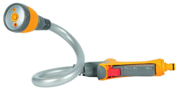 Hozelock 2683 Flexi Spray Lance Watering Gun Review