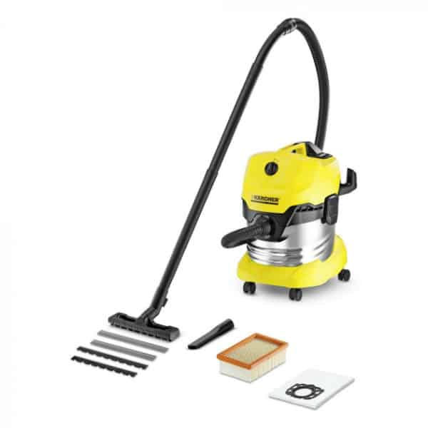Karcher WD4 Premium Tough Vac Wet and Dry Vacuum Cleaner Review