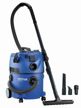 Nilfisk DIY 20T Multi Wet and Dry Vacuum Review