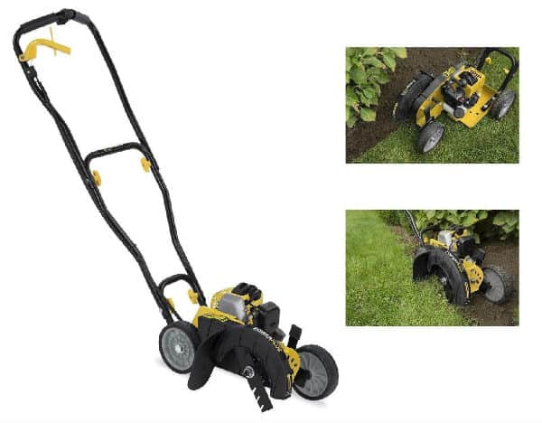 PowerPlus Professional Petrol Grass Trimmer Strimmer Trimmer Review
