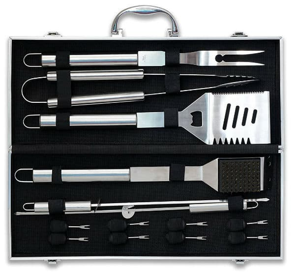 MKD BBQ Tool Set Review