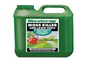 Maxicrop Moss Killer + Lawn Tonic 2.5L Review