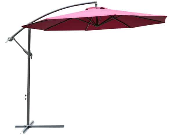 Outsunny 3 m Garden Patio Parasol Review