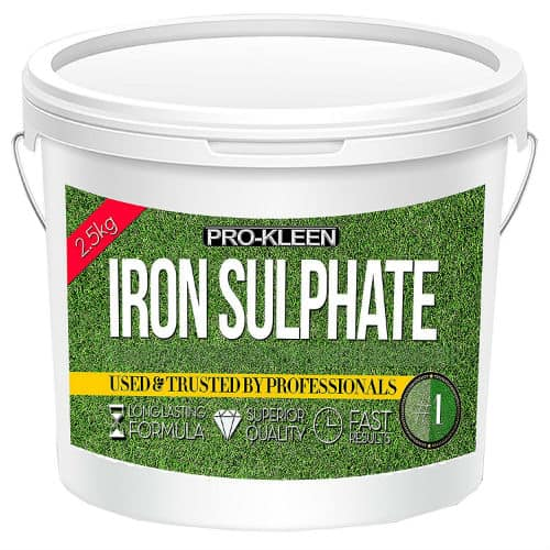 Pro-Kleen Premium Iron Sulphate Lawn Tonic : Lawn Conditioner & Moss Killer Review