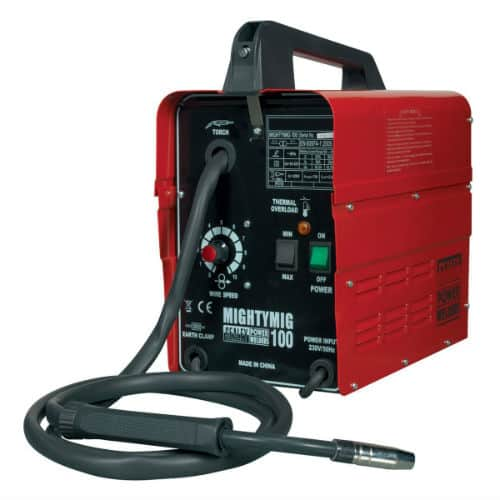 Sealey MIGHTYMIG100 Professional No-Gas MIG Welder Review