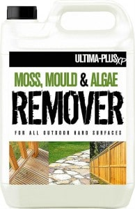 Ultima-Plus XP 5 Litre Moss, Mould & Algae Killer Review