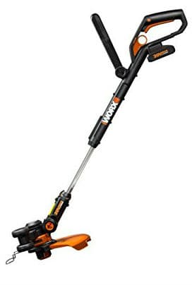 Also worth considering - Worx 20v Cordless Strimmer Review