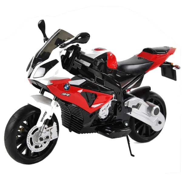 This fully licensed BMW motorbike for kids has everything going for it. Designed not just for its striking looks, the bike is simple and safe to use with a low maximum speed. It involves minor assembly and gives riders adjustable speeds. Stabilisers are a great addition too. The bike is available in a range of colours, thus parents can choose the most appealing to their kids. We didn't find any drawbacks and we tend to believe Parental supervision offers good value for money.